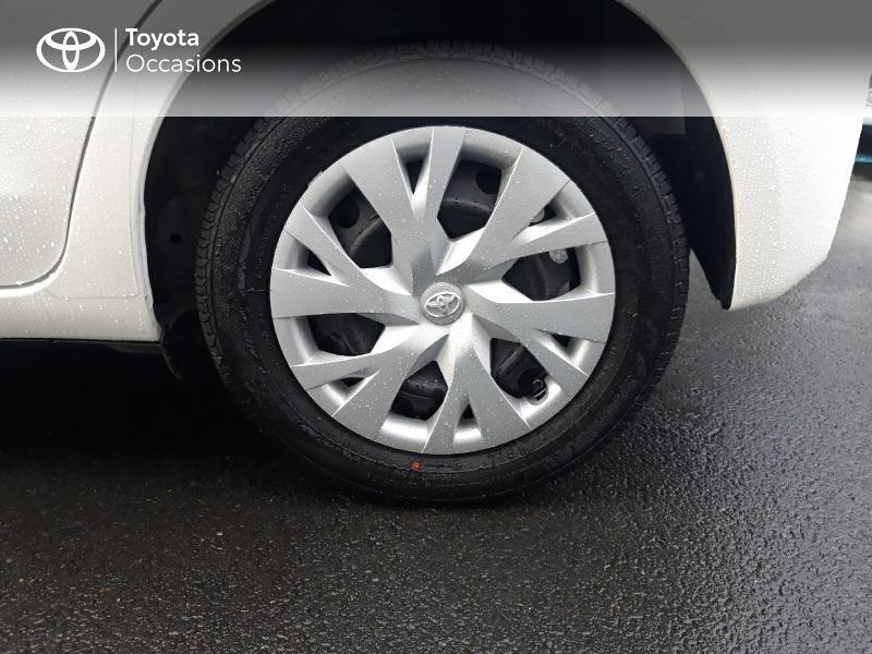 Photo 16 de l'offre de TOYOTA Yaris 110 VVT-i Ultimate 5p à 13890€ chez Rizzon Auto - Toyota St Brieuc