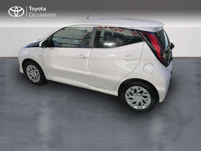 Photo 2 de l'offre de TOYOTA Aygo 1.0 VVT-i 72ch x-play 5p MY20 à 9890€ chez Rizzon Auto - Toyota St Brieuc