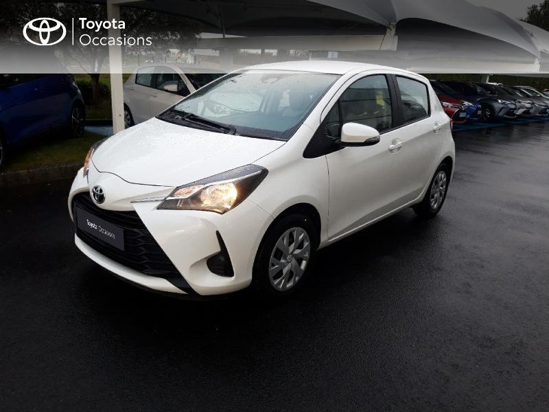 Photo 24 de l'offre de TOYOTA Yaris 110 VVT-i Ultimate 5p à 13890€ chez Rizzon Auto - Toyota St Brieuc