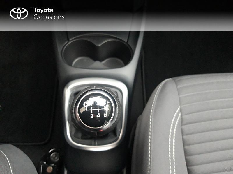 Photo 23 de l'offre de TOYOTA Yaris 110 VVT-i Ultimate 5p à 13890€ chez Rizzon Auto - Toyota St Brieuc