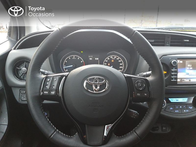 Photo 13 de l'offre de TOYOTA Yaris 110 VVT-i Ultimate 5p à 13890€ chez Rizzon Auto - Toyota St Brieuc