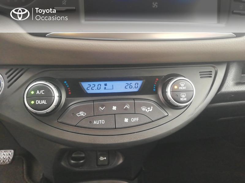 Photo 21 de l'offre de TOYOTA Yaris 100h Collection 5p à 13990€ chez Rizzon Auto - Toyota St Brieuc