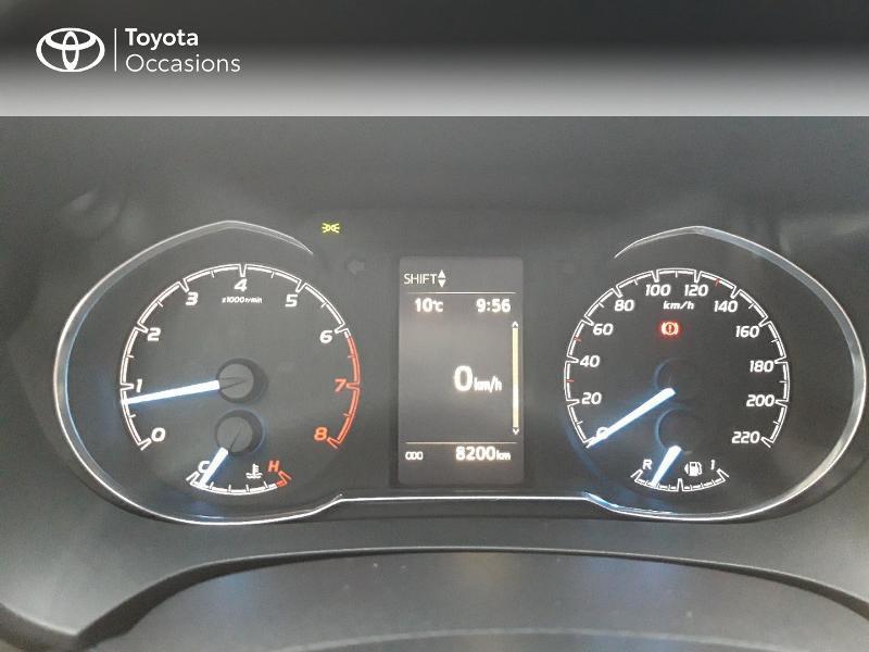Photo 14 de l'offre de TOYOTA Yaris 110 VVT-i Ultimate 5p à 13890€ chez Rizzon Auto - Toyota St Brieuc