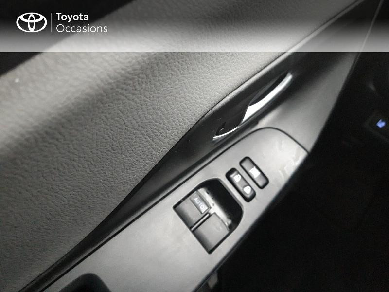Photo 21 de l'offre de TOYOTA Yaris 110 VVT-i Ultimate 5p à 13890€ chez Rizzon Auto - Toyota St Brieuc