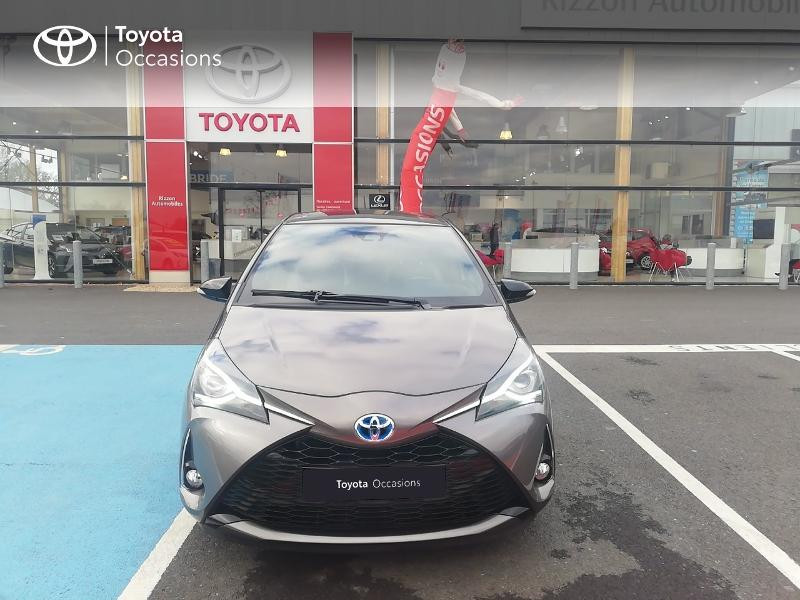 Photo 29 de l'offre de TOYOTA Yaris 100h Collection 5p à 13990€ chez Rizzon Auto - Toyota St Brieuc