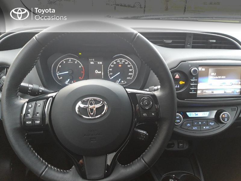 Photo 9 de l'offre de TOYOTA Yaris 110 VVT-i Ultimate 5p à 13890€ chez Rizzon Auto - Toyota St Brieuc