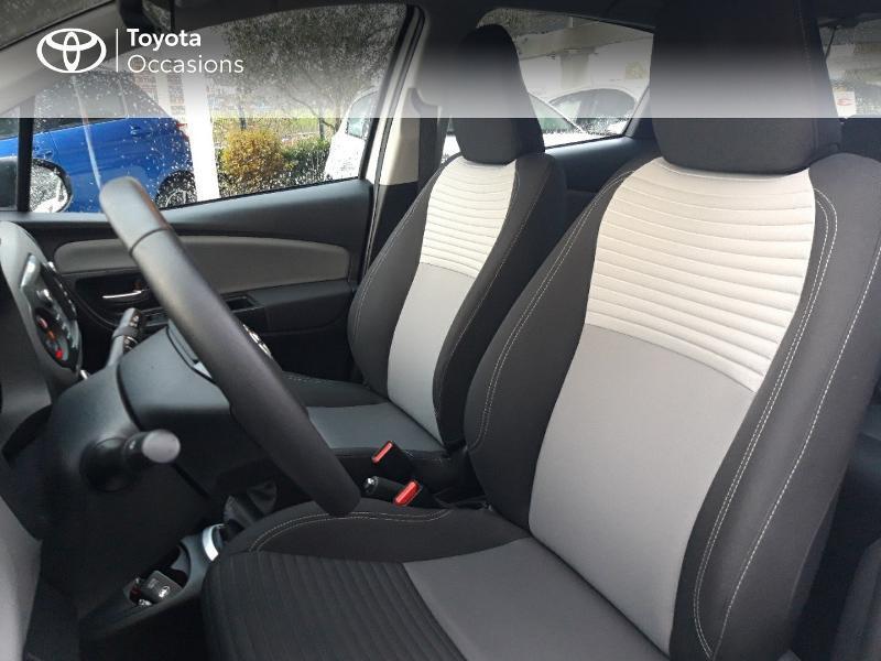 Photo 11 de l'offre de TOYOTA Yaris 110 VVT-i Ultimate 5p à 13890€ chez Rizzon Auto - Toyota St Brieuc
