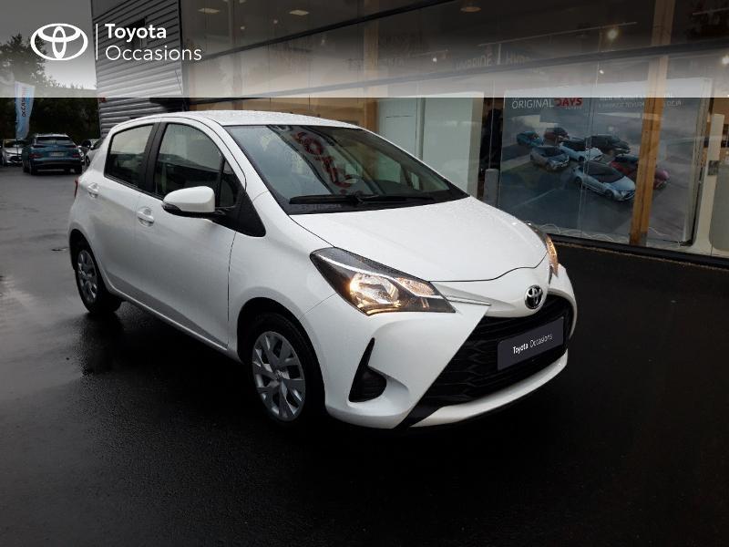 Photo 19 de l'offre de TOYOTA Yaris 110 VVT-i Ultimate 5p à 13890€ chez Rizzon Auto - Toyota St Brieuc
