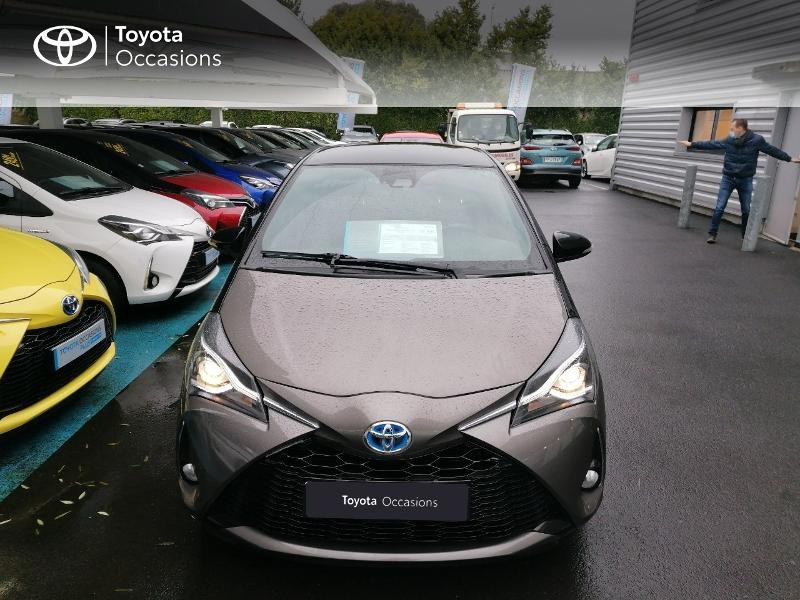 Photo 21 de l'offre de TOYOTA Yaris 100h Collection 5p MY19 à 16890€ chez Rizzon Auto - Toyota St Brieuc