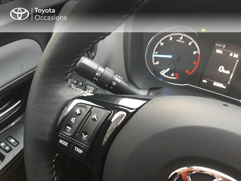 Photo 20 de l'offre de TOYOTA Yaris 110 VVT-i Ultimate 5p à 13890€ chez Rizzon Auto - Toyota St Brieuc