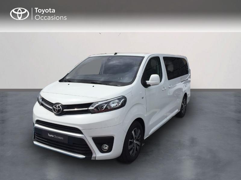Toyota PROACE Verso Long 1.5 120 D-4D Dynamic RC18 Diesel BLANC Occasion à vendre