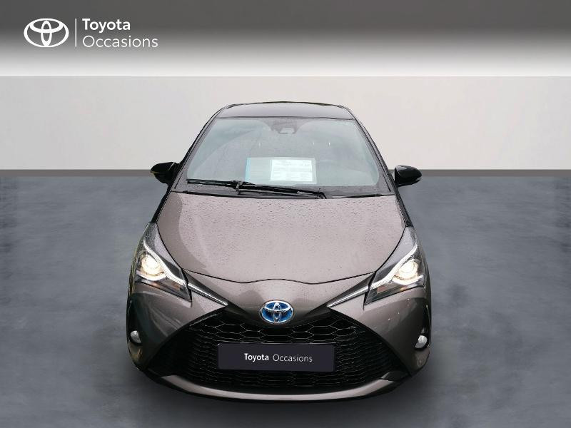 Photo 5 de l'offre de TOYOTA Yaris 100h Collection 5p MY19 à 16890€ chez Rizzon Auto - Toyota St Brieuc