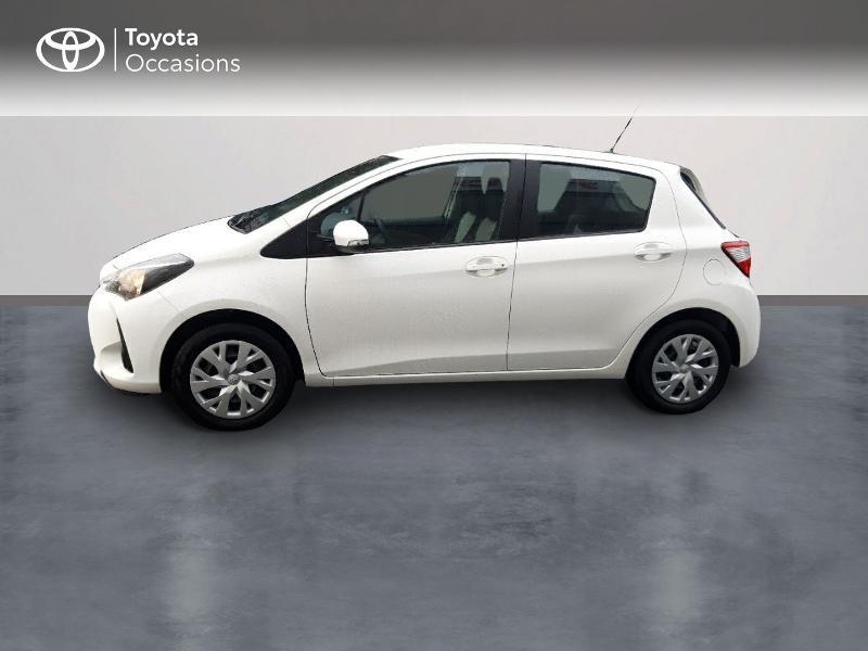 Photo 3 de l'offre de TOYOTA Yaris 110 VVT-i Ultimate 5p à 13890€ chez Rizzon Auto - Toyota St Brieuc