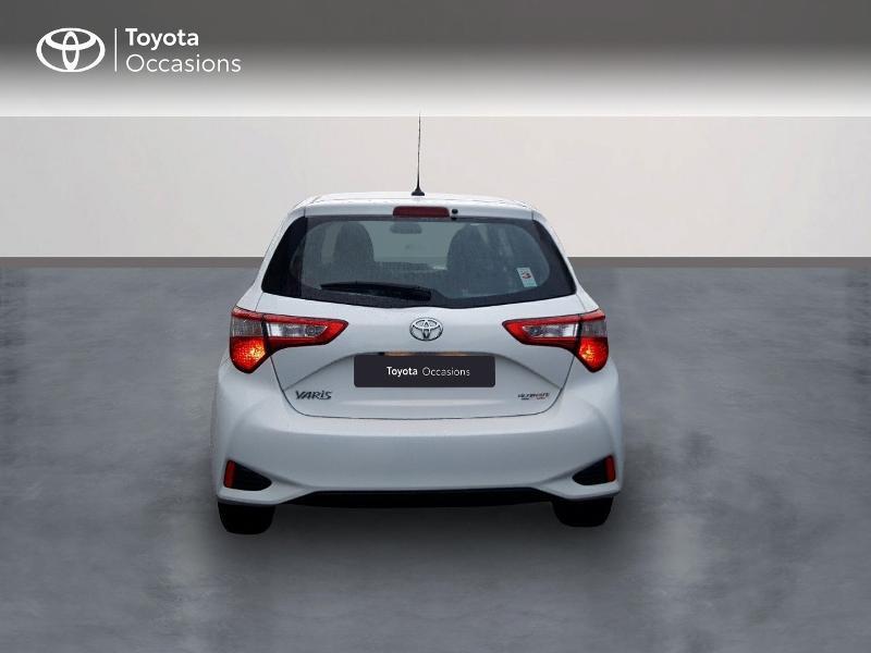 Photo 4 de l'offre de TOYOTA Yaris 110 VVT-i Ultimate 5p à 13890€ chez Rizzon Auto - Toyota St Brieuc