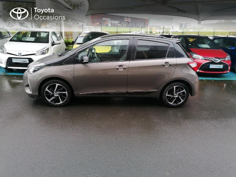 Photo 19 de l'offre de TOYOTA Yaris 100h Collection 5p MY19 à 16890€ chez Rizzon Auto - Toyota St Brieuc