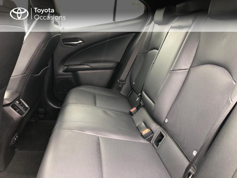 Photo 14 de l'offre de LEXUS UX 250h 4WD Luxe à 32190€ chez Rizzon Auto - Toyota St Brieuc