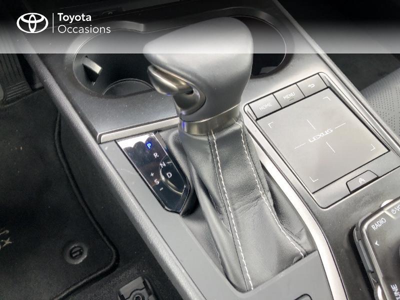 Photo 9 de l'offre de LEXUS UX 250h 4WD Luxe à 32190€ chez Rizzon Auto - Toyota St Brieuc