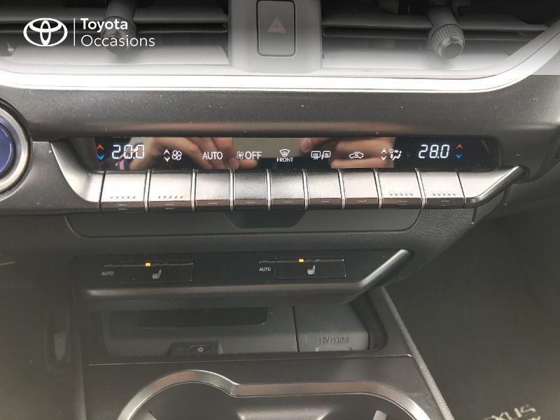 Photo 11 de l'offre de LEXUS UX 250h 4WD Luxe à 32190€ chez Rizzon Auto - Toyota St Brieuc