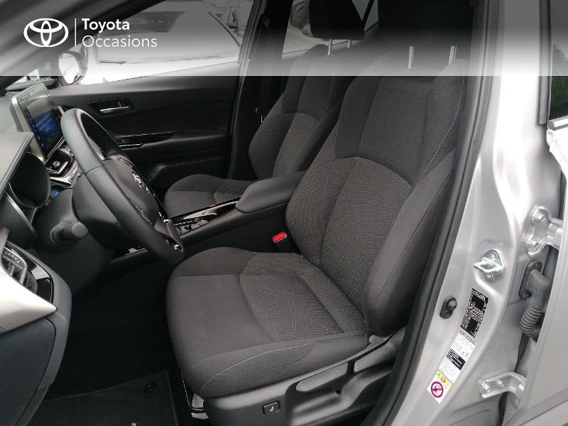 Photo 11 de l'offre de TOYOTA C-HR 122h Edition 2WD E-CVT RC18 à 21890€ chez Rizzon Auto - Toyota St Brieuc
