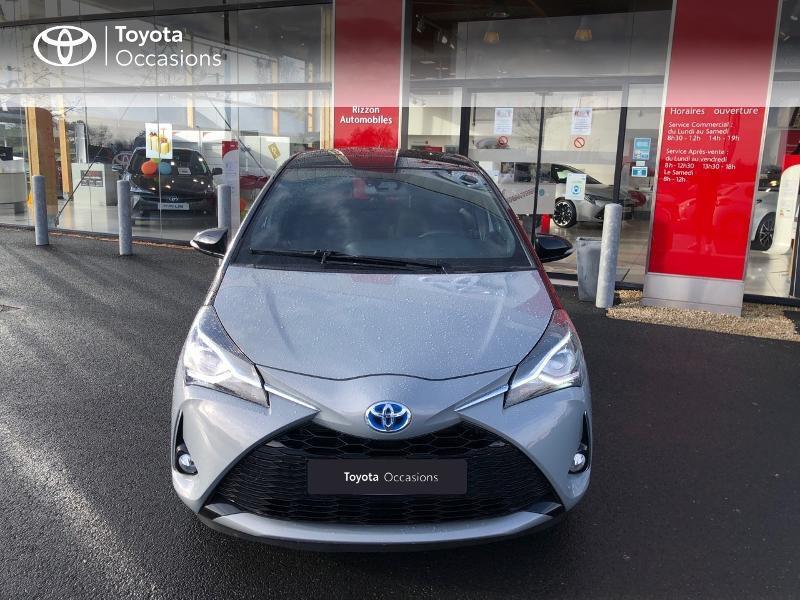 Photo 27 de l'offre de TOYOTA Yaris 100h Collection 5p RC18 à 14490€ chez Rizzon Auto - Toyota St Brieuc