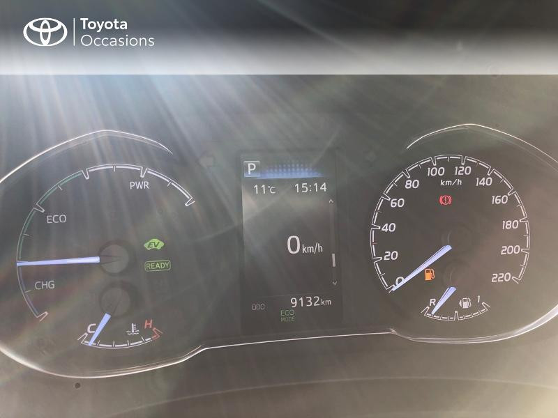 Photo 14 de l'offre de TOYOTA Yaris 100h Collection 5p RC18 à 14490€ chez Rizzon Auto - Toyota St Brieuc