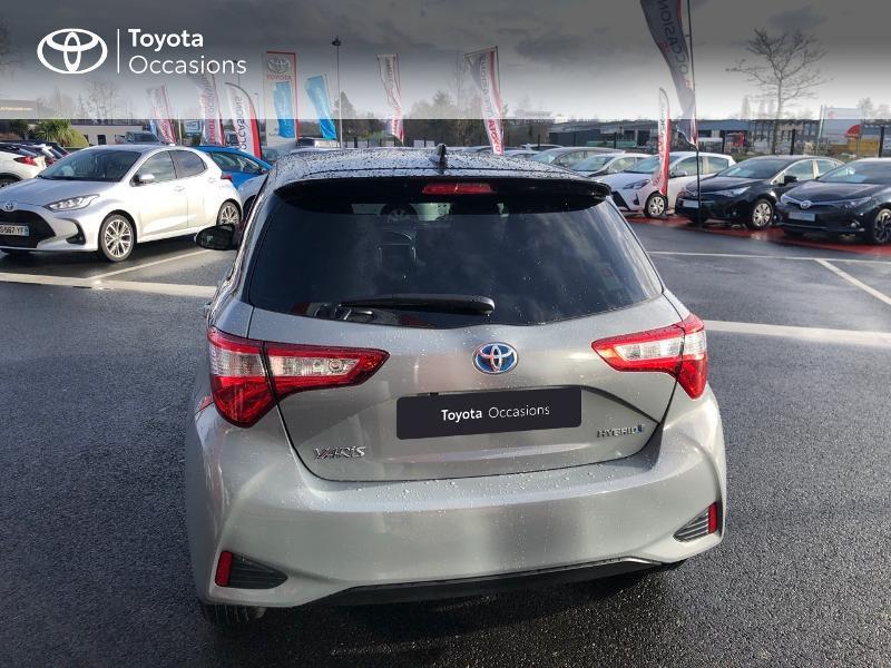 Photo 26 de l'offre de TOYOTA Yaris 100h Collection 5p RC18 à 14490€ chez Rizzon Auto - Toyota St Brieuc