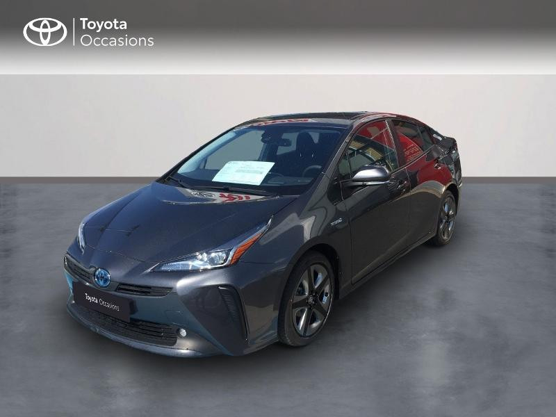 Toyota Prius 122h Dynamic Pack Premium Business MY20 5cv Hybride Gris Foncé Occasion à vendre