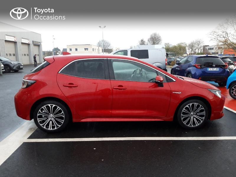 Photo 17 de l'offre de TOYOTA Corolla 122h Design MY20 à 24490€ chez Rizzon Auto - Toyota St Brieuc