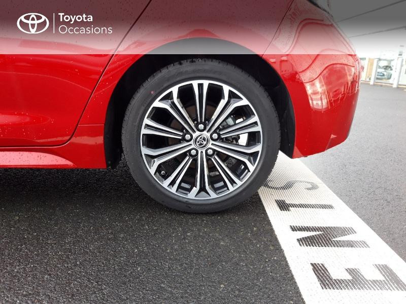 Photo 16 de l'offre de TOYOTA Corolla 122h Design MY20 à 24490€ chez Rizzon Auto - Toyota St Brieuc