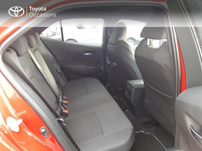 Photo 7 de l'offre de TOYOTA Corolla 122h Design MY20 à 24490€ chez Rizzon Auto - Toyota St Brieuc