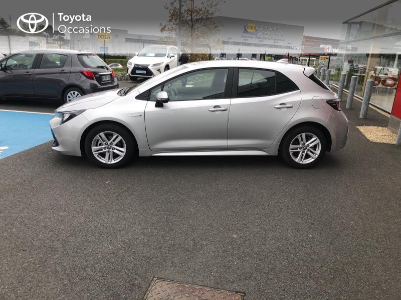 Photo 21 de l'offre de TOYOTA Corolla 122h Dynamic Business à 22490€ chez Rizzon Auto - Toyota St Brieuc