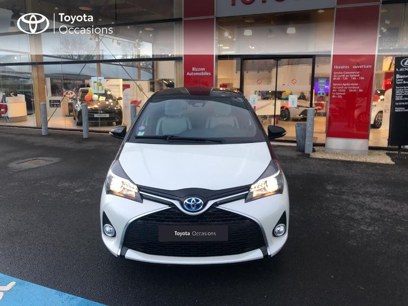 Photo 25 de l'offre de TOYOTA Yaris HSD 100h Collection 5p à 14490€ chez Rizzon Auto - Toyota St Brieuc