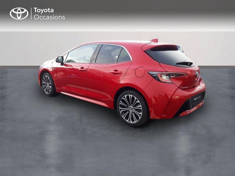 Photo 2 de l'offre de TOYOTA Corolla 122h Design MY20 à 24490€ chez Rizzon Auto - Toyota St Brieuc