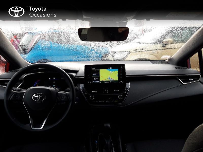 Photo 8 de l'offre de TOYOTA Corolla 122h Design MY20 à 24490€ chez Rizzon Auto - Toyota St Brieuc