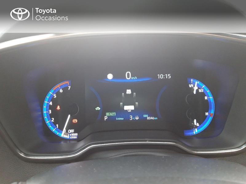 Photo 14 de l'offre de TOYOTA Corolla 122h Design MY20 à 24490€ chez Rizzon Auto - Toyota St Brieuc