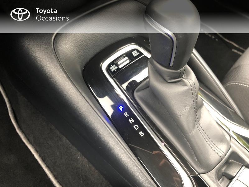 Photo 9 de l'offre de TOYOTA Corolla 122h Dynamic Business à 22490€ chez Rizzon Auto - Toyota St Brieuc