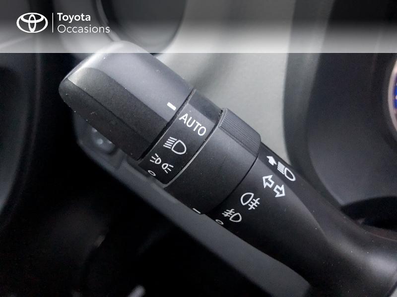 Photo 20 de l'offre de TOYOTA Yaris HSD 100h Collection 5p à 14490€ chez Rizzon Auto - Toyota St Brieuc