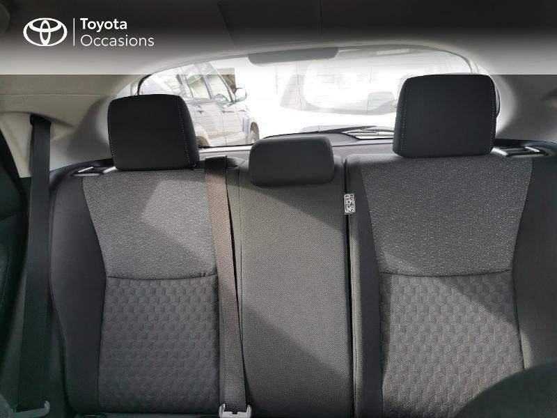Photo 12 de l'offre de TOYOTA Yaris 70 VVT-i Design 5p à 16990€ chez Rizzon Auto - Toyota St Brieuc