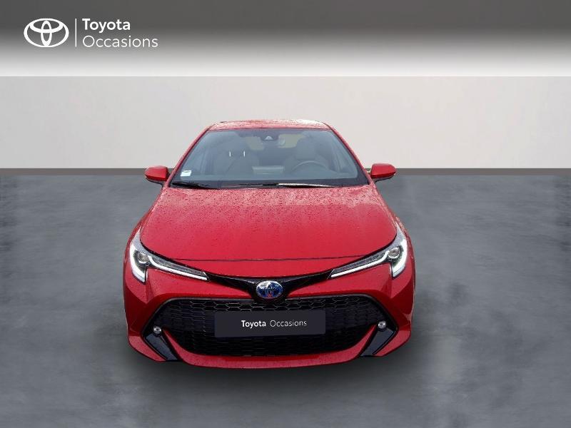 Photo 5 de l'offre de TOYOTA Corolla 122h Design MY20 à 24490€ chez Rizzon Auto - Toyota St Brieuc