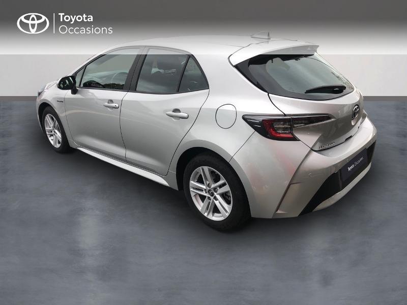 Photo 2 de l'offre de TOYOTA Corolla 122h Dynamic Business à 22490€ chez Rizzon Auto - Toyota St Brieuc