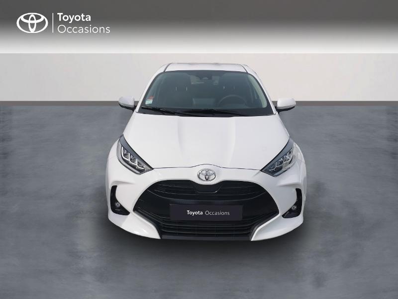 Photo 5 de l'offre de TOYOTA Yaris 70 VVT-i Design 5p à 16990€ chez Rizzon Auto - Toyota St Brieuc