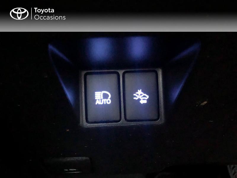 Photo 17 de l'offre de TOYOTA Yaris HSD 100h Collection 5p à 14490€ chez Rizzon Auto - Toyota St Brieuc