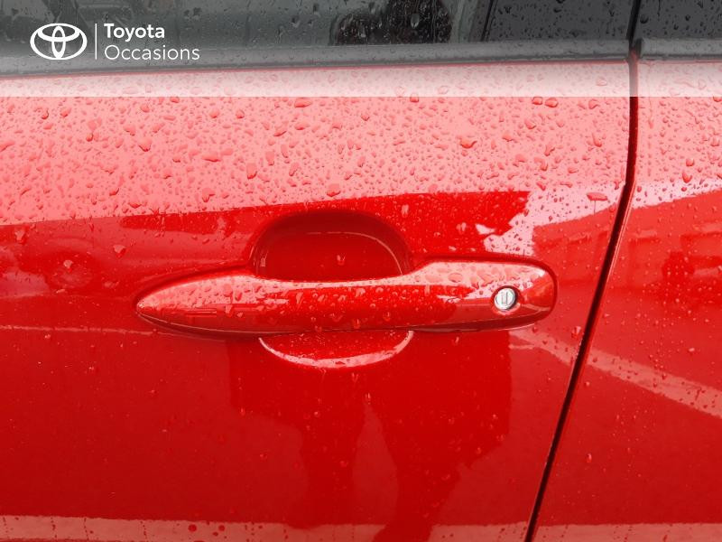 Photo 24 de l'offre de TOYOTA Corolla 122h Design MY20 à 24490€ chez Rizzon Auto - Toyota St Brieuc