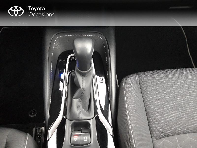 Photo 23 de l'offre de TOYOTA Corolla 122h Design MY20 à 24490€ chez Rizzon Auto - Toyota St Brieuc