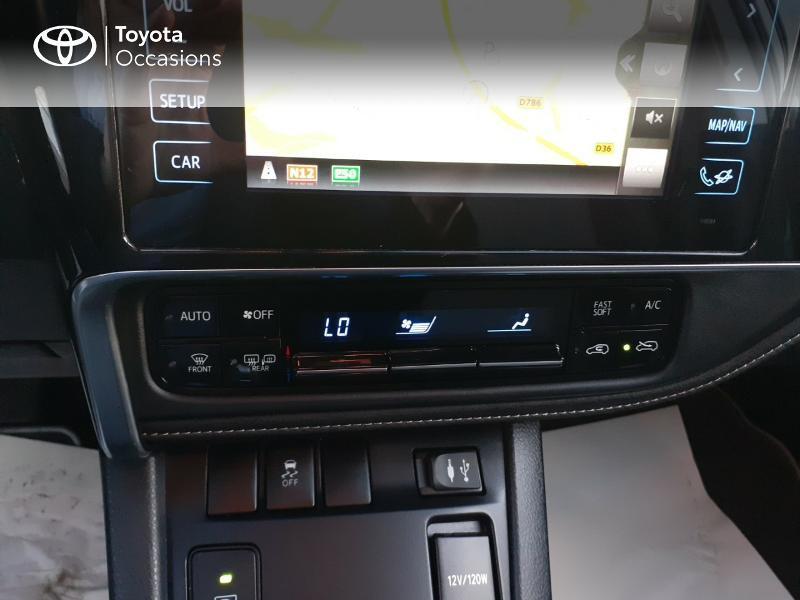 Photo 22 de l'offre de TOYOTA Auris HSD 136h Collection RC18 à 17890€ chez Rizzon Auto - Toyota St Brieuc