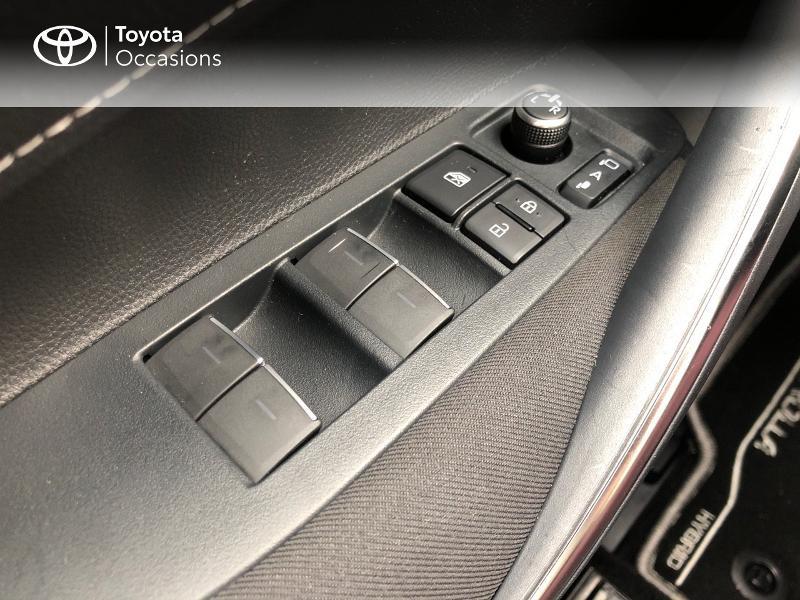 Photo 12 de l'offre de TOYOTA Corolla 122h Dynamic Business à 22490€ chez Rizzon Auto - Toyota St Brieuc