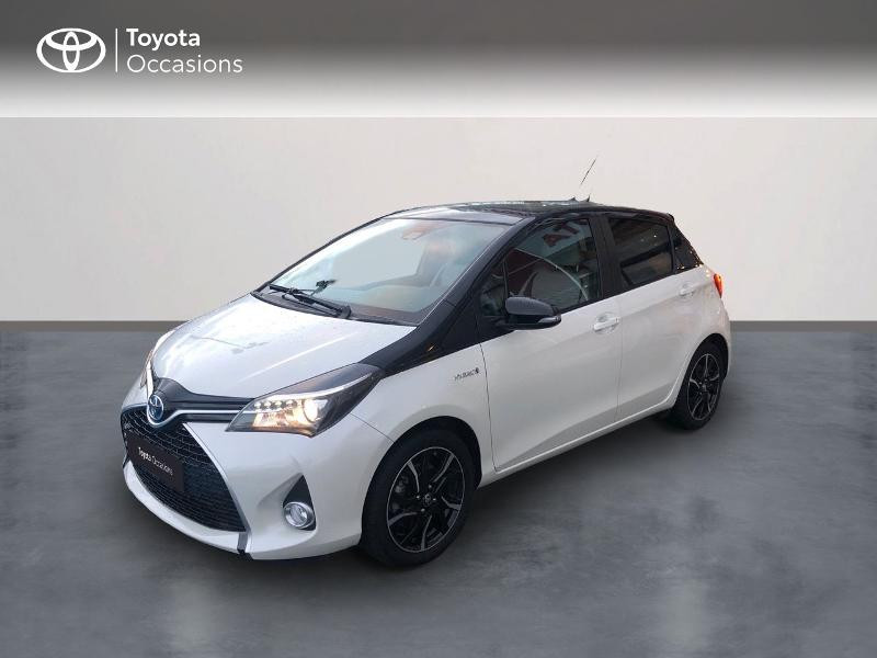 Photo 1 de l'offre de TOYOTA Yaris HSD 100h Collection 5p à 14490€ chez Rizzon Auto - Toyota St Brieuc