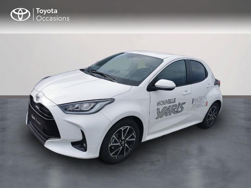 Photo 1 de l'offre de TOYOTA Yaris 70 VVT-i Design 5p à 16990€ chez Rizzon Auto - Toyota St Brieuc