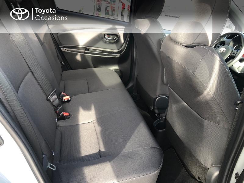 Photo 7 de l'offre de TOYOTA Yaris 100h Collection 5p RC18 à 14490€ chez Rizzon Auto - Toyota St Brieuc