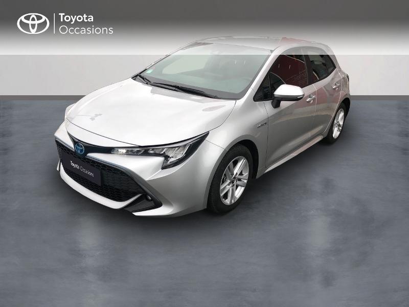Photo 1 de l'offre de TOYOTA Corolla 122h Dynamic Business à 22490€ chez Rizzon Auto - Toyota St Brieuc